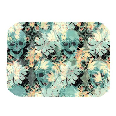 KESS InHouse Dead Head Party Placemat