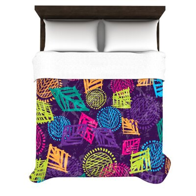 KESS InHouse African Beat Duvet Collection