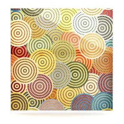 KESS InHouse Matias Girl by Danny Ivan Graphic Art Plaque