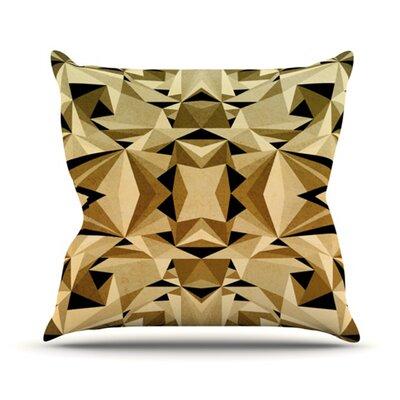 KESS InHouse Abstraction Throw Pillow