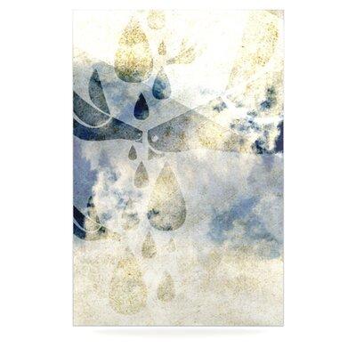 KESS InHouse Doves Cry by iRuz33 Graphic Art Plaque