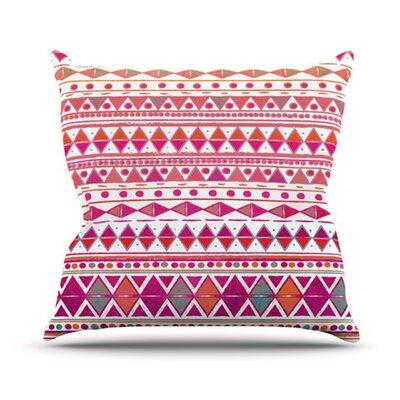 KESS InHouse Summer Breeze Throw Pillow