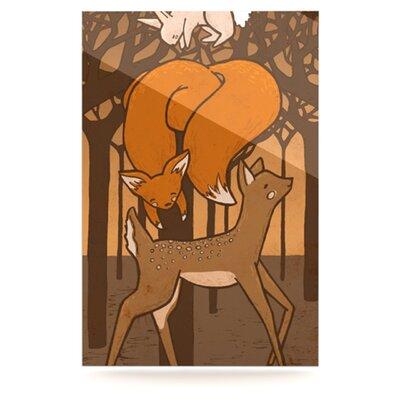 KESS InHouse Friends by Jaidyn Erickson Graphic Art Plaque