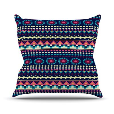 KESS InHouse Aiyana Throw Pillow