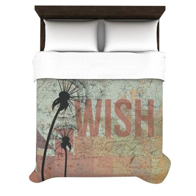 KESS InHouse Wish Duvet Cover Collection