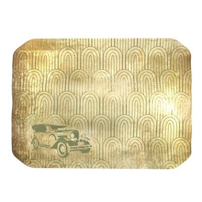 KESS InHouse Deco Car Placemat