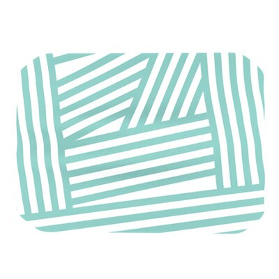 KESS InHouse Stripes Placemat