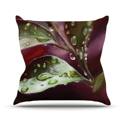 KESS InHouse April Showers Throw Pillow