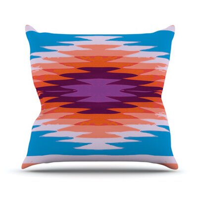 KESS InHouse Surf Lovin Hawaii Throw Pillow