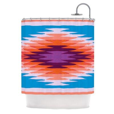 KESS InHouse Surf Lovin Hawaii Polyester Shower Curtain