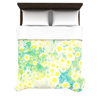 KESS InHouse Myatts Meadow Duvet Collection