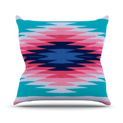 KESS InHouse Surf Lovin II Throw Pillow