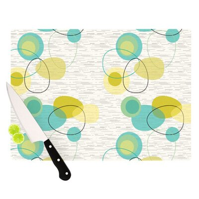KESS InHouse Vaniretro Cutting Board