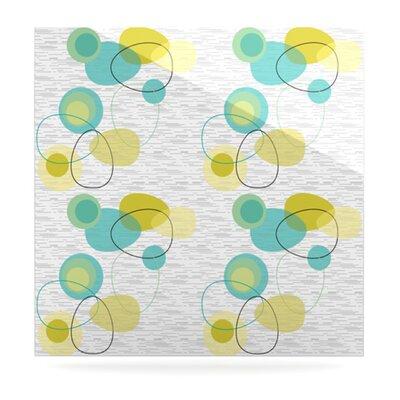 KESS InHouse Vaniretro by Nina May Painting Print Plaque
