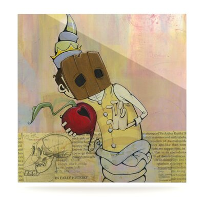 KESS InHouse Thalamus by Matthew Reid Graphic Art Plaque