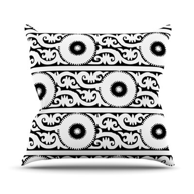 KESS InHouse Samarkand Throw Pillow
