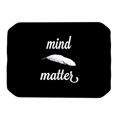 KESS InHouse Mind Over Matter Placemat