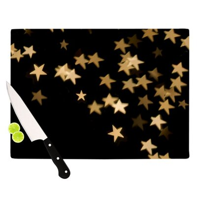 KESS InHouse Twinkle Cutting Board
