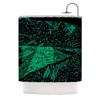 KESS InHouse Family 4 Polyester Shower Curtain