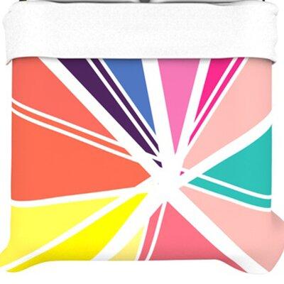 KESS InHouse Boldly Bright Duvet