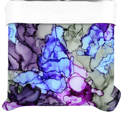 KESS InHouse String Theory Duvet Collection