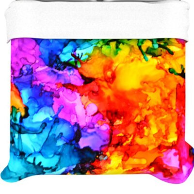 KESS InHouse Sweet Sour II Duvet Collection