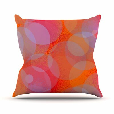 KESS InHouse Six Throw Pillow