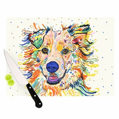 KESS InHouse Jess Cutting Board