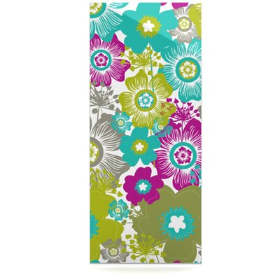 KESS InHouse Little Bloom Floating Art Panel
