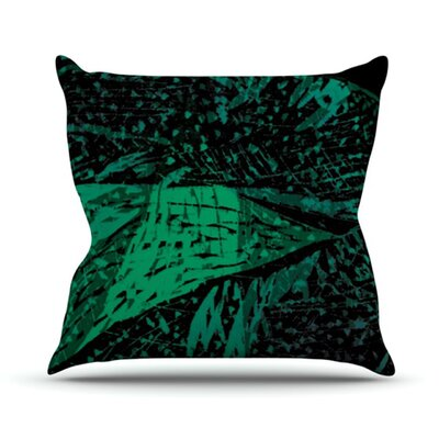KESS InHouse Family 4 Throw Pillow