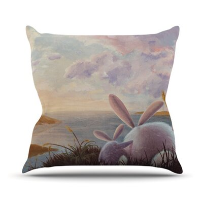 KESS InHouse A New Perspective Throw Pillow