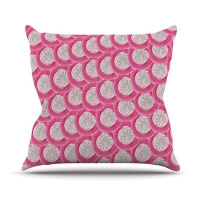 KESS InHouse Oho Boho Throw Pillow