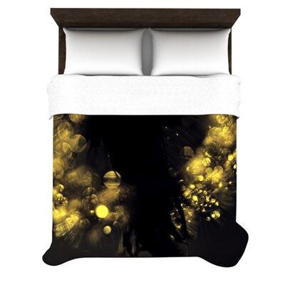 KESS InHouse Moonlight Dandelion Duvet