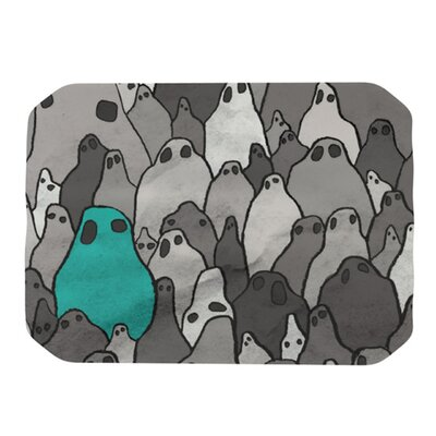 KESS InHouse Ghosts Placemat