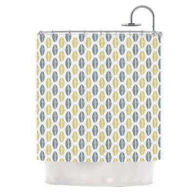 KESS InHouse Seaport Polyester Shower Curtain