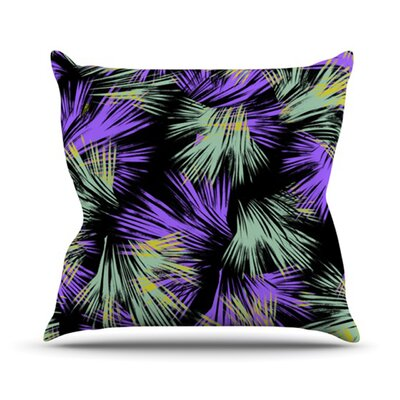 KESS InHouse Tropical Fun Throw Pillow