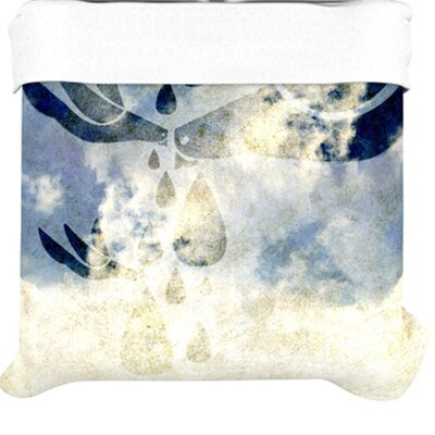 KESS InHouse Doves Cry Duvet Collection