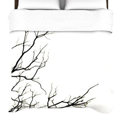 KESS InHouse Winter Duvet Cover