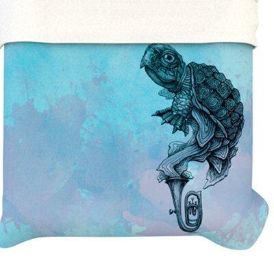 KESS InHouse Turtle Tuba II Duvet