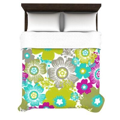 KESS InHouse Little Bloom Duvet Cover