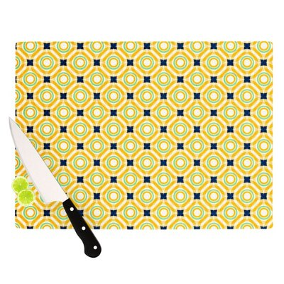 KESS InHouse Tossing Pennies II Cutting Board