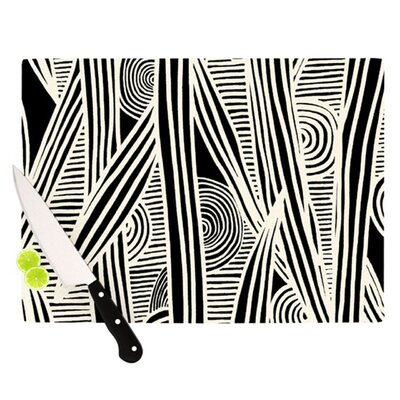 KESS InHouse Graphique Cutting Board