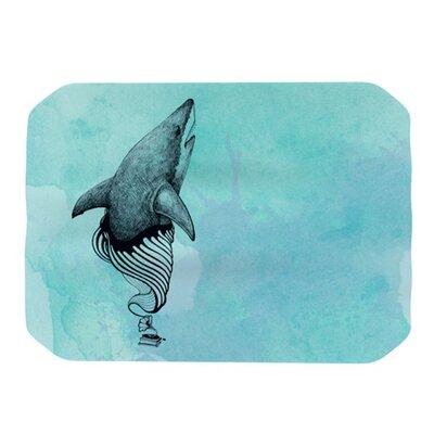 KESS InHouse Shark Record III Placemat