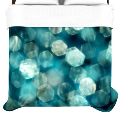 KESS InHouse Shades of Blue Duvet Collection