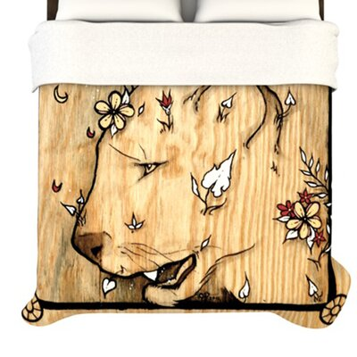 KESS InHouse Panther Duvet Collection