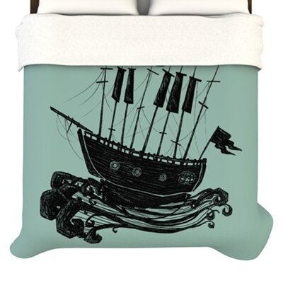 KESS InHouse Ship Duvet Collection