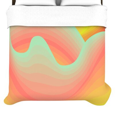Way of the Waves Blossom Bird Duvet Collection