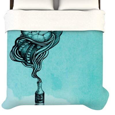 KESS InHouse All Aboard Duvet Collection