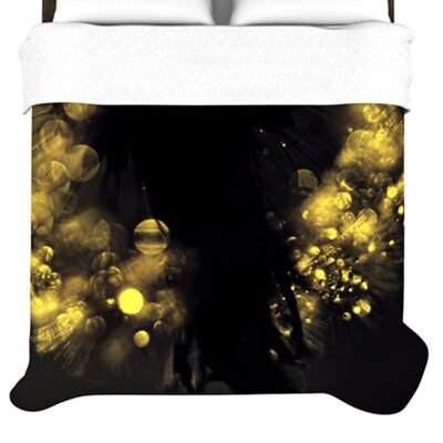 KESS InHouse Moonlight Dandelion Duvet