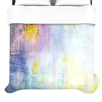 KESS InHouse Color Grunge Duvet
